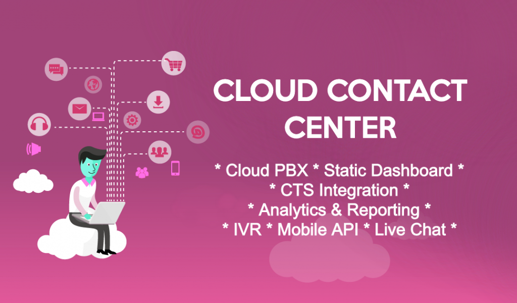 Cloud Contact Center - My Country Mobile